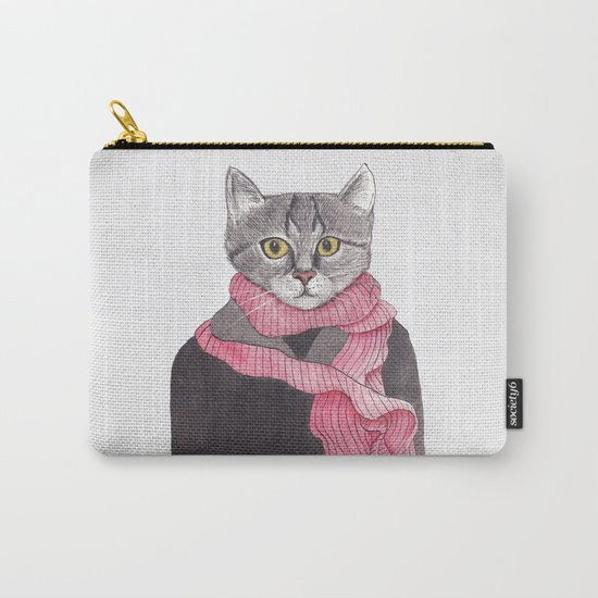 I'm No Cat Carry-All Pouch