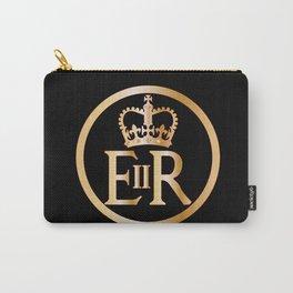 Elizabeth's Reign Emblem Carry-All Pouch