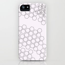 Geometric Pastel iPhone Case