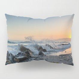 Santa Barbara Coastline Pillow Sham