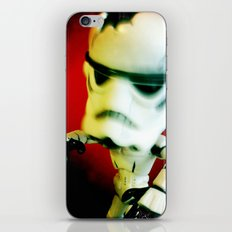 Zombie Stormtrooper Attack iPhone & iPod Skin