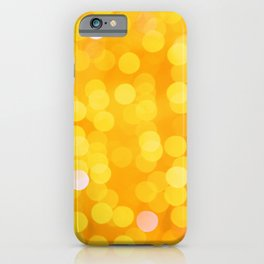 Abstract Party and Disco Fever - Pattern iPhone Case
