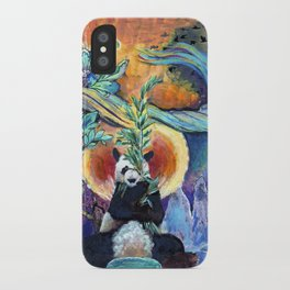 Jungle Spirit iPhone Case