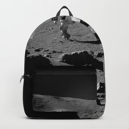 Apollo 17 - Astronaut Running Backpack