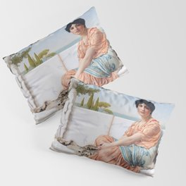 In the Days of Sappho Pillow Sham