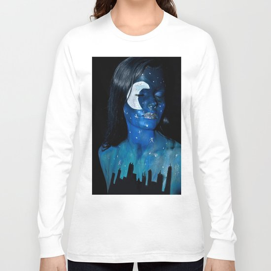 Paint your soul Long Sleeve T-shirt
