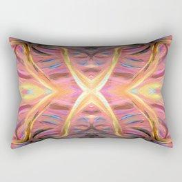 Love's arms Rectangular Pillow
