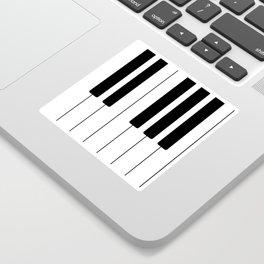 Piano Keys - Music Sticker