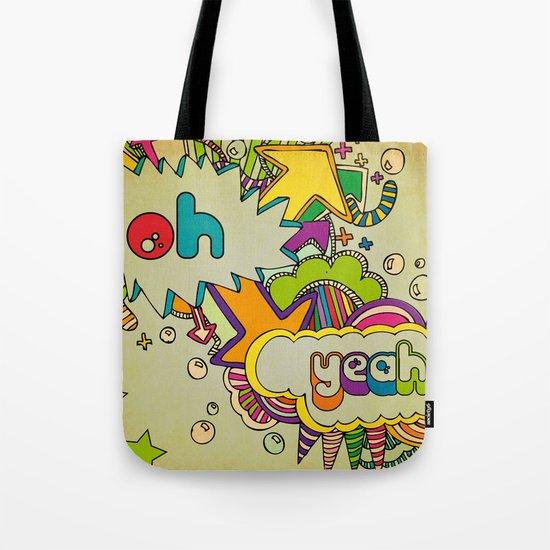 Yeah Yeah! Tote Bag