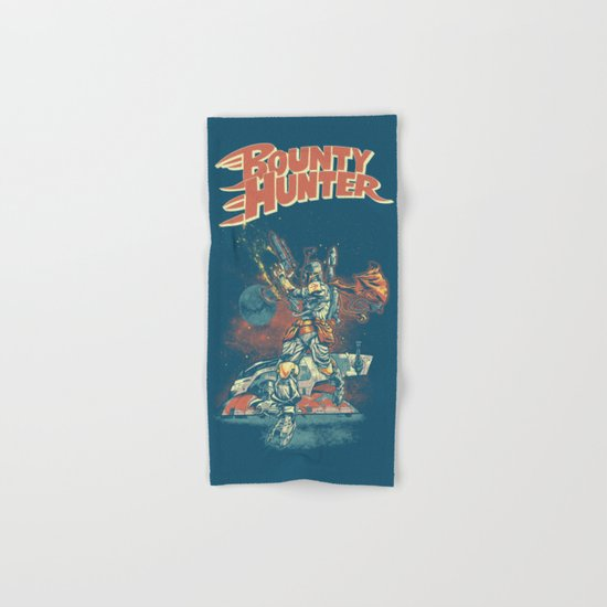 BOUNTY HUNTER Hand & Bath Towel