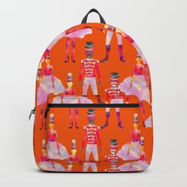 Nutcracker Ballet - Orange Backpack