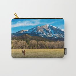 Mooo' Sopris Carry-All Pouch