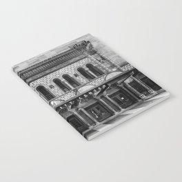 New York City Center. Notebook