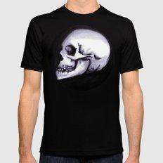 Bones III Mens Fitted Tee Black MEDIUM