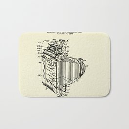 Developing Camera-1948 Bath Mat
