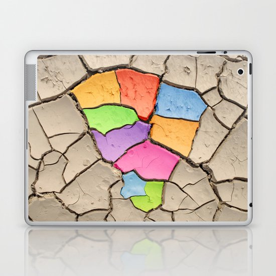 colourful Africa Laptop & iPad Skin