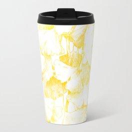 Ginkgo biloba (Autumn gold) Travel Mug
