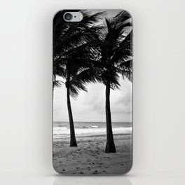 Three Palm Trees iPhone Skin