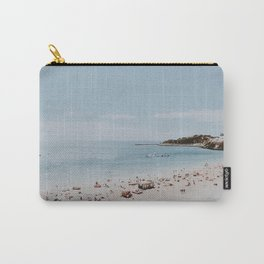 beach vibes xvi / portugal Carry-All Pouch
