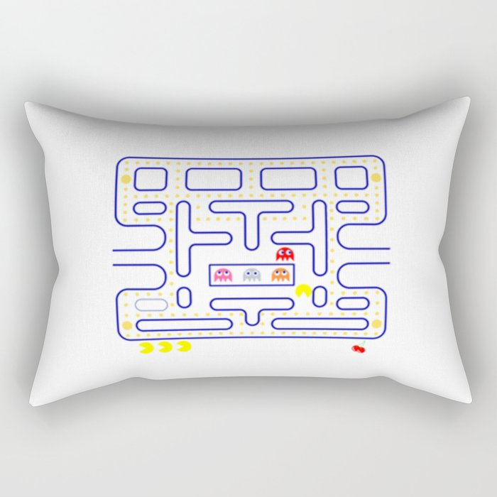 RETRO GAMER Rectangular Pillow