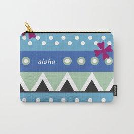 Hawaiian Tapa Carry-All Pouch