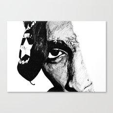 ThugLife Canvas Print