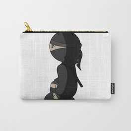Ninja Crouch Carry-All Pouch