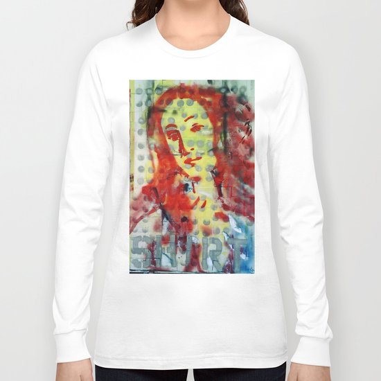 VENUS IN DOTS AND SHIRT Long Sleeve T-shirt