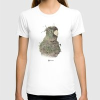 coco T-shirts featuring Coco by Eugénie Crand