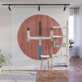 Grab Life by the Bars Wall Mural
