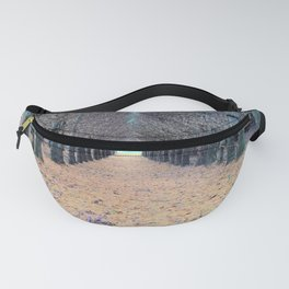 The Pine Grove Of Maynes Fanny Pack