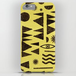 Tangential Paralysis. iPhone Case