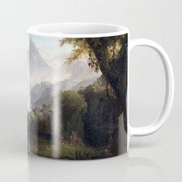 Thomas Cole The Garden of Eden Coffee Mug
