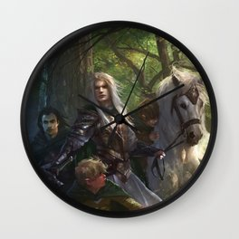 Glorfindel Wall Clock