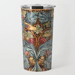"""William Morris """"Acanthus and vine"""" 2. Travel Mug"""