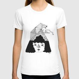 rainbowkitekidssnake T-shirt