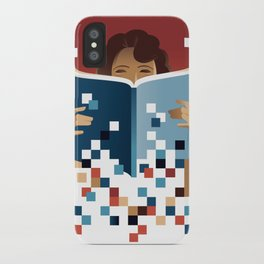 Print to Pixels iPhone Case