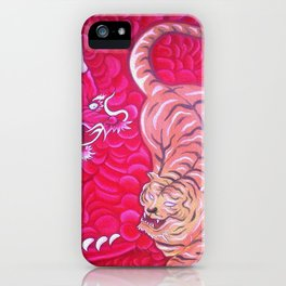 Mutual Respect iPhone Case