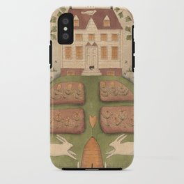 Bunny Hill iPhone Case