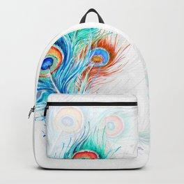 Peacock Theme 03 Backpack