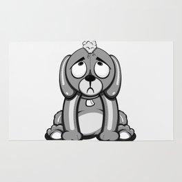 Critter Alliance - Poor Puppy Rug