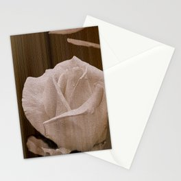 The Wooden Rose Stationery Cards