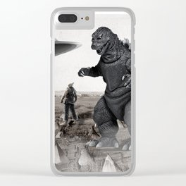 1993 Clear iPhone Case