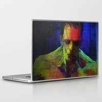 prometheus Laptop & iPad Skins featuring The Monster by Dru Woodard