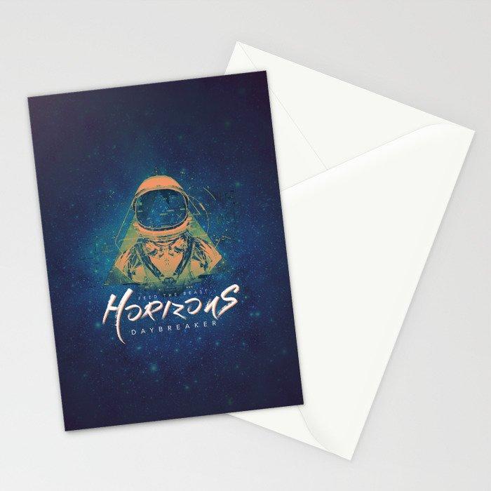 Horizons: Daybreaker Stationery Cards