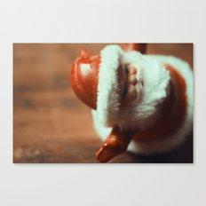 Kistch Santa No. 1 Canvas Print