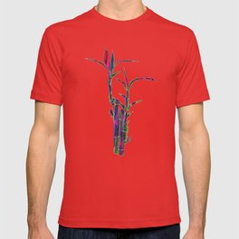 Colored Bamboo T-shirt