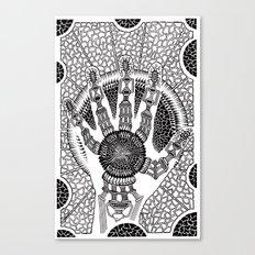 Dame la Mano Canvas Print