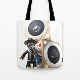 toy 3 Tote Bag