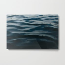 Painted by the Sea V Metal Print